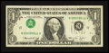 Error Notes:Inverted Third Printings, Fr. 1908-K $1 1974 Federal Reserve Note. Fine-Very Fine.. ...