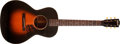 Musical Instruments:Acoustic Guitars, Late 1930s Gibson L-00 Sunburst Acoustic Guitar, 1344....