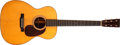Musical Instruments:Acoustic Guitars, 1931 Martin OM-28 Natural Acoustic Guitar, #47403....
