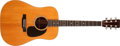 Musical Instruments:Acoustic Guitars, 1971 Martin D-28 Natural Acoustic Guitar, #271730. ...