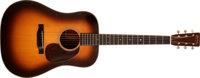 1937 Martin D-18 Sunburst Acoustic Guitar, #68135