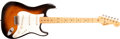 Musical Instruments:Electric Guitars, 1958 Fender Stratocaster Sunburst Solid Body Electric Guitar,#25015. ...