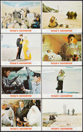 "Movie Posters:Drama, Ryan's Daughter (MGM, 1970). Lobby Card Set of 8 (11"" X 14"").Drama.. ... (Total: 8 Items)"