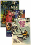 Silver Age (1956-1969):Horror, Twilight Zone File Copies Group (Gold Key, 1964-82) Condition:Average VF+.... (Total: 44 Comic Books)