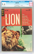 Silver Age (1956-1969):Adventure, Movie Comics - The Lion #nn File Copy (Gold Key, 1963) CGC NM 9.4 Off-white to white pages....
