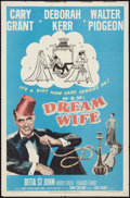 """Movie Posters:Comedy, Dream Wife (MGM, 1953). One Sheet (27"""" X 41""""). Comedy.. ..."""