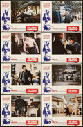 "Movie Posters:Action, The Chinese Connection (National General, 1973). Lobby Card Set of8 (11"" X 14""). Action.. ... (Total: 8 Items)"