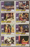 "Movie Posters:Science Fiction, The Phantom Planet (Four Crown, 1962). Lobby Card Set of 8 (11"" X14""). Science Fiction.. ... (Total: 8 Items)"