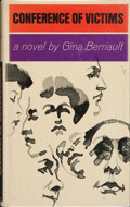 Books:First Editions, Gina Berriault. Conference of Victims. ...