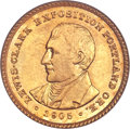Commemorative Gold, 1905 G$1 Lewis and Clark MS64 PCGS....