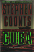 Books:Signed Editions, Stephen Coonts. Cuba. New York: St. Martin's Press, [1999]. First edition, first printing. Signed and dated by the...