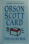 Books:Signed Editions, Orson Scott Card. Treasure Box. [New York]: HarperCollins Publishers, [1996]. First edition, first printing. Signe...