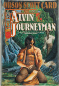Books:Signed Editions, Orson Scott Card. Alvin Journeyman. The Tales of Alvin Maker IV. New York: A Tom Doherty Associates Book, [1995]...
