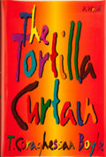 Books:Signed Editions, T. Coraghessan Boyle. The Tortilla Curtain. [1995]. First edition, first printing. Signed by the author on the t...
