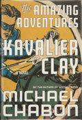 Books:Signed Editions, Michael Chabon. The Amazing Adventures of Kavalier &Clay. New York: Random House, [2000]. First edition, firstprin...