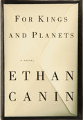 Books:Signed Editions, Ethan Canin. For Kings and Planets. New York: Random House, [1998]. First edition, first printing. Signed and date...