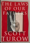 Books:Signed Editions, Scott Turow. INSCRIBED SIGNED. The Laws of Our Fathers....