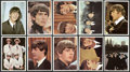 """Non-Sport Cards:Sets, 1964 Topps """"Beatles-Color"""" High Grade Complete Set (64). ..."""