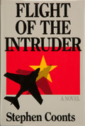 Books:Signed Editions, Stephen Coonts. SIGNED. Flight of the Intruder. Annapolis, Maryland: Naval Institute Press, [1986]. First edition, f...