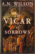 Books:Signed Editions, A. N. Wilson. SIGNED. The Vicar of Sorrows. New York London: W. W. Norton & Company, [1994]. First American edition....