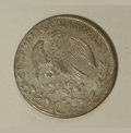 Mexico, Mexico: Republic Cap and Rays 8 Reales 1850 C-CE,...