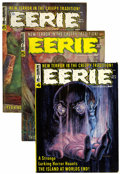 Magazines:Horror, Eerie Group (Warren, 1966-68) Condition: Average FN-.... (Total: 29 Comic Books)