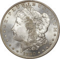 Morgan Dollars, 1880-S $1 MS68 PCGS. CAC....