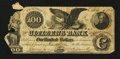 Obsoletes By State:Tennessee, Knoxville, TN - The Citizens National Bank of Memphis $100 Nov. 1, 1853. ...