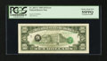 Error Notes:Third Printing on Reverse, Fr. 2027-C $10 1985 Federal Reserve Note. PCGS Choice About New 55PPQ.. ...