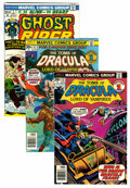 Bronze Age (1970-1979):Horror, Tomb of Dracula Plus Western Penn pedigree Group (Marvel, 1973-79)Condition: Average NM-.... (Total: 9 Comic Books)