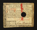 Colonial Notes:Massachusetts, Massachusetts May 5, 1780 $4 Very Fine.. ...