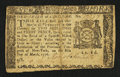 Colonial Notes:New York, New York March 5, 1776 $1/3 Very Fine.. ...