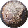 Proof Morgan Dollars, 1893 $1 PR63 PCGS....