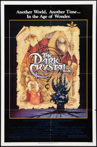 """The Dark Crystal (Universal, 1982). One Sheet (27"""" X 41""""), and Lobby Card Set of 8 (11"""" X 14""""). Fant..."""
