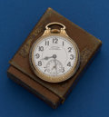Timepieces:Pocket (post 1900), Hamilton 23 Jewel, 950B Pocket Watch. ...