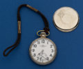 Timepieces:Pocket (post 1900), Ball 21 Jewel, 16 Size Official Standard. ...