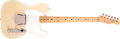 Musical Instruments:Electric Guitars, 1959 Fender Esquire Blonde Solid Body Electric Guitar, #37160....