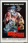 "Movie Posters:Horror, Madhouse Lot (American International, 1974). One Sheets (2) (27"" X 41""). Horror.. ... (Total: 2 Items)"