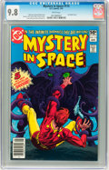 Modern Age (1980-Present):Science Fiction, Mystery in Space #115 (DC, 1981) CGC NM/MT 9.8 White pages. ...