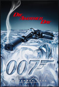"Movie Posters:James Bond, Die Another Day (MGM, 2002). One Sheet (27"" X 40"") DS Advance.James Bond.. ..."