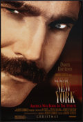 "Movie Posters:Crime, Gangs of New York (Miramax, 2002). One Sheets (3) (27"" X 40"") DSAdvances. Leonardo DeCaprio, Cameron Diaz, and Daniel Day-L...(Total: 3 Items)"