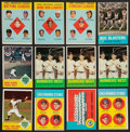 Baseball Cards:Lots, 1963 Topps Baseball Team Cards, Leader Cards, Rookie Cards andSpecial Cards Collection (93 cards). ...