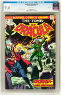 Bronze Age (1970-1979):Horror, Tomb of Dracula #22 Massachusetts Copy pedigree (Marvel, 1974) CGCNM+ 9.6 White pages....