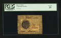 Colonial Notes:Continental Congress Issues, Continental Currency May 9, 1776 $7 PCGS Very Fine 25.. ...
