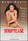 """Movie Posters:Comedy, Striptease Lot (Columbia, 1996). One Sheets (2) (27"""" X 40""""). Comedy.. ... (Total: 2 Items)"""