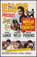 "Movie Posters:Elvis Presley, Wild in the Country (20th Century Fox, 1961). One Sheet (27"" X 41""). Elvis Presley.. ..."