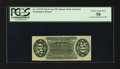 Fractional Currency:Third Issue, AU Wyman Courtesy Autograph Fr. 1331SP 50¢ Third Issue Spinner PCGS Choice About New 58.. ...