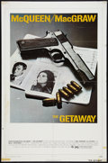 """Movie Posters:Action, The Getaway (National General, 1972). One Sheet (27"""" X 41""""). Action.. ..."""