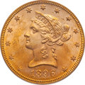 Liberty Eagles: , 1896 $10 MS63 PCGS. PCGS Population (114/8). NGC Census: (204/16).Mintage: 76,200. Numismedia Wsl. Price for problem free ...