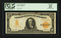 Large Size:Gold Certificates, Fr. 1172 $10 1907 Gold Certificate. PCGS Apparent Very Fine 25.. ...